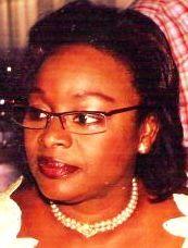 Mrs. Candide Leguede, President, ECOWAS-Federation of Business Women & Entrepreneur(ECOWAS-FEBWE)-Keynote Speaker@WAF-2014, Gambia:25-29 May