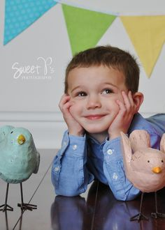 kids, spring, easter photography poses  Sweet P's Photography WNY  www.sweetpsphotographywny.com