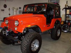1971 Jeep CJ, NOT JUST LOVE, BUT LOVELOVELOVE