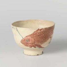 Tea Bowl. 19th century. Kyoto Japan
