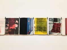 https://flic.kr/p/E64YGA | Robert Rauschenberg, Hiccups [detail], 1978 11/20/17 #sfmoma