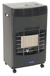 Can you use a propane heater indoors?