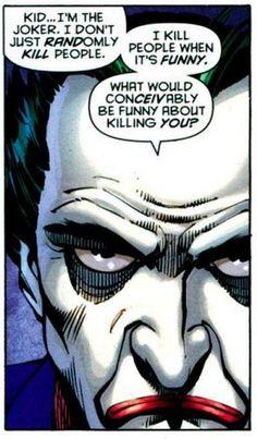 I'm the Joker