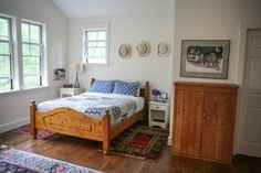 House Tour: Erik & Maaike's Tranquil Country Cottage | Apartment Therapy