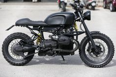 BMW Cafe Racer by CRN Cafe Racer Napoli