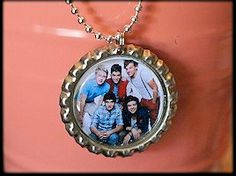 ONE DIRECTION Bottle Cap Jewelry  Bottle Cap by MegollyDesigns, $3.00