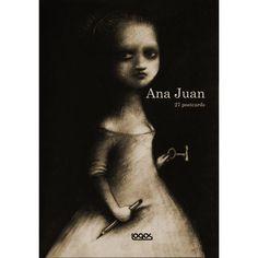 POSTCARDS/CARTOLINE ANA JUAN