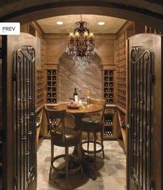 1000 images about wine room on pinterest wine rooms for Wine rooms in homes