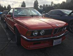 Mmmmm6 #m6 #bmw #bmwm6 #bmwlove #supercarsunday #barvarian #classiccar #losangeles #california #carsandcoffee #classicsofinstagram