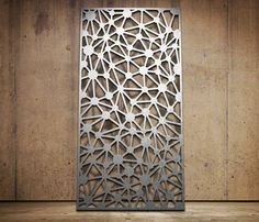 Miles and Lincoln - the UK& leading designer of laser cut screens for decorative interior panels, external architectural cladding, balustrades and ceilings Laser Cut Screens, Laser Cut Panels, Laser Cut Metal, Decorative Metal Screen, Decorative Panels, Metal Wall Panel, Metal Panels, Gate Design, Door Design