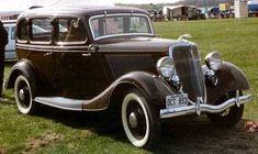 1934 ford | Description 1934 Ford Model 40 730 De Luxe Fordor Sedan DCT893.jpg