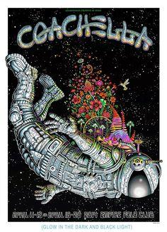 coachella spaceman