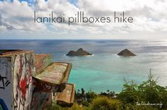 Getting to Know Hawaii: Lanikai Pillboxes Hike #Hawaii #Oahu