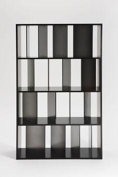Sundial Bookshelf by Nendo for Kartell
