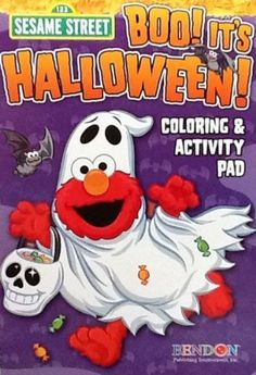 Join in the Spooky Fun! Excellent pictures Excellent coloring and activity book! Would make a fabulous gift! Activity books like this have b. Halloween Toys, Small Book, Activity Books, Color Activities, Halloween Coloring, Christmas Toys, Cool Toys, Scary, Join