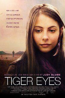 Tiger Eyes by Judy Blume.