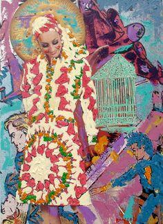 Hoy voy a seguir tirando info de #claudioroncoli como xej la web http://claudioroncoli.com y depaso esta obra linda #arte