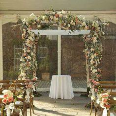 Wedding Wednesday :: Ceremony Decor
