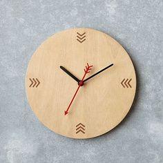 69b02e6b29c Heritage Clock Decoração De Casa De Inverno