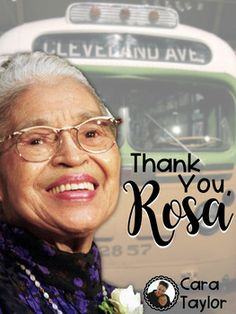 This is an entire resource dedicated to the Black History Great, Rosa Parks.  Students will learn about her early years, all about her arrest, and what happened in her later years.  Her story is very interesting and I've made it at a level students will be entirely engaged in!Purchase this unit with 4 other Black History Informational Units here at a considerable savings hereIncluded in this resource is:~Vocabulary Posters and Mini-Booklet~Rosa's Ride Big Book, her story written easily for…