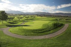 The Harvest Golf Club, BC.... Think this could be the venue !