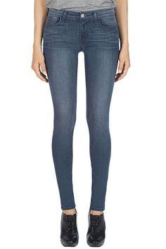 J Brand, 811 Photo Ready Mid-Rise Skinny Leg, utopia, Womens : Skinny Leg, 811I540