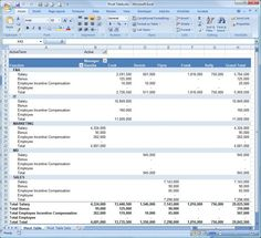 Pivot Tables within Microsoft Excel help you summarize large amounts of data quickly and efficiently. They are very easy to use and format and can be refreshed very quickly if the data changes.