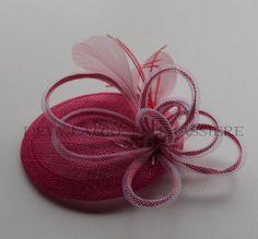 BIBI head jewel, the ultra feminine Princess Belle Costume, Fascinator Headband, Fascinators, Crochet Princess, Rose Fushia, Rooster Feathers, Newborn Photo Props, Star Necklace, Derby Hats