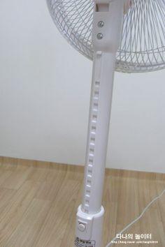 전자랜드 아낙 리모콘 선풍기