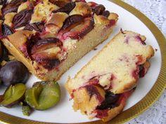 W Mojej Kuchni Lubię.. : szybkie,łatwe smaczne ciasto ze śliwkami...