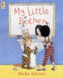 Promoting tolerance between siblings.  A big sister lists the reasons why her little bother - I mean brother! - is a pest.
