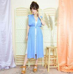 BohoKimono - Sustainable Clothing, Boho Clothing | BohoKimono Fringe Kimono, Boho Kimono, Kimono Fashion, Boho Gypsy, Bohemian Style, Vintage 70s, Vintage Ladies, Sleeveless Duster, Evening Blouses