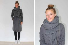 #BlackLily #Sofiesblog #Grey #Scarf #Oversized #Blogger Everyday Outfits, Everyday Fashion, Grey Scarf, Scandinavian Style, Muse, Cool Outfits, Winter Fashion, Outfit Ideas, Classy