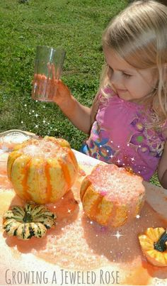 Pumpkin Potions Fall Activity - Pinned by @PediaStaff – Please Visit ht.ly/63sNtfor all our pediatric therapy pins