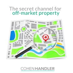 The secret channel for off-market property  We are seeing growing demand for people seeking off-market property. Property buyer's are reaching out for an edge outside of searching endlessly through online portals. It is critical to have a healthy mix of sourcing great... read more: http://bit.ly/1m3FTPe