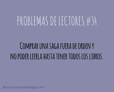 Problemas de Lectores #34