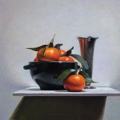 Картина маслом Demos голландским художником Jos ван Riswick: март 2012