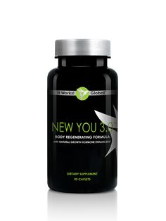 Turn back the hands of time from the inside out with New You! This one-of-a-kind longevity formula is designed to stimulate and support the production and release of the body's own human growth hormone.  -Stimulates natural production and release of HGH (human growth hormone)  -Aids in building lean muscle mass  -Enhances exercise endurance  -Helps improve sleep quality and memory