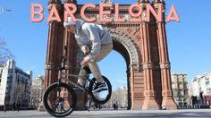 PANZA BARCELONA BMX BIKE CHECK/ REVIEW