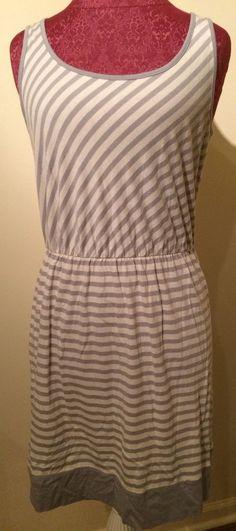Ann Taylor Loft Dress Size Medium Knee Lengh Maxi   eBay