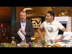 Vegan kochen mit Attila und Stefan Raab - TV total
