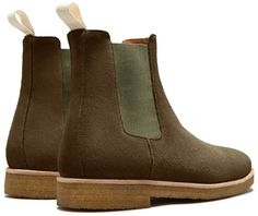 official photos 78b6a fff23 Creating the Perfect Chelsea Boot