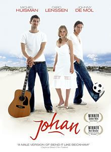 """Johan is a very enjoyable dramedy/romance that, in a gentle way, shows that soccer is just a game, even in the Netherlands. The youngest in a family of 11 soccer-obsessed Dutch boys and their father, Johan doesn't fit in because his obsession is music. The other 10 become pros, so Johan becomes a """"professional brother"""", gaining favors through his association. Dutch with English subtitles"""