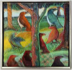 Skov fuglene, Kirsten Thune