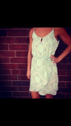 The Claire Dress..$59.5 Available at Both Stores!