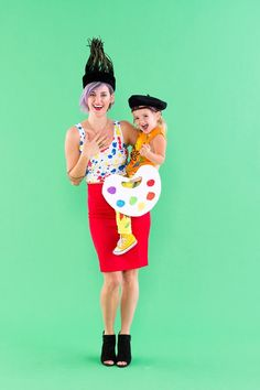 50 Fabulous Themed Family Halloween Costumes via Brit Co