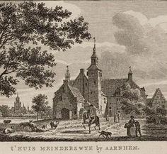 Hof van Meinerswijk. De geschiedenis van Meinerswijk is traceerbaar tot in de vroege middeleeuwen. Het huis werd in 1853 gesloopt.
