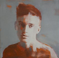 Mark Horst, In Their Eyes no. 11, oil on canvas
