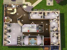 spa layout Salon Floor Plans Salon Floor Plans Day Spa