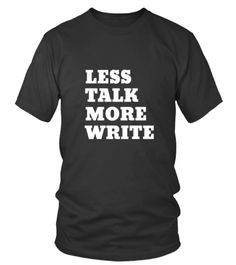 LESS TALK Collections, Writing, Mens Tops, T Shirt, Fashion, Tee, Moda, La Mode, Fasion